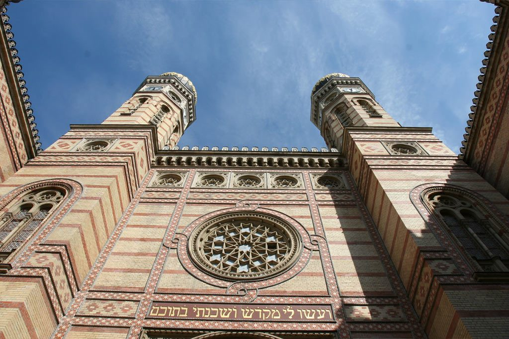 Private Jewish Budapest Walking Tour