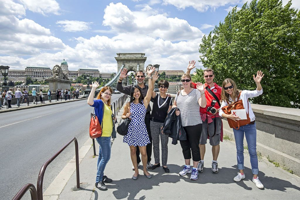 Absolute Budapest All In One Walking Tour with Cafe Stop