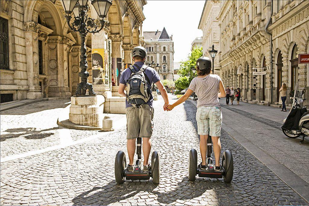 Budapest Grand Segway City Tour