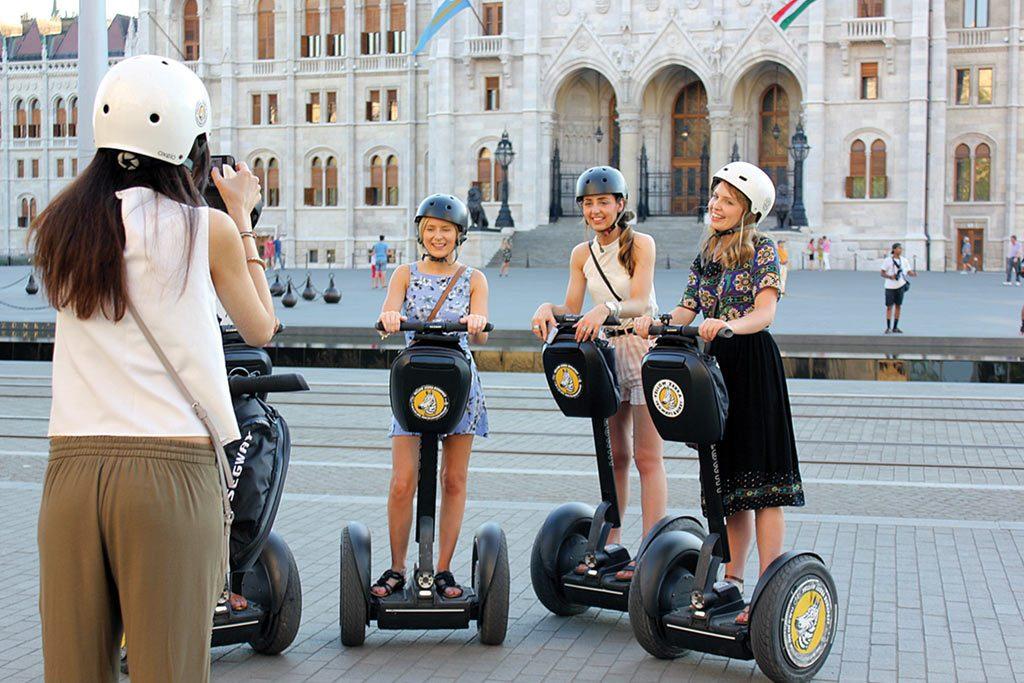 Private Budapest Grand Segway City Tour