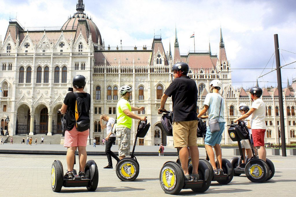 Private Budapest 1-hour Segway Tour