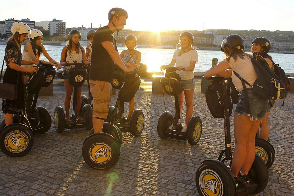 Evening Segway Tour with Margaret Island visit